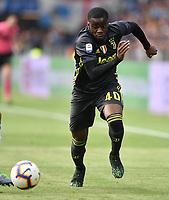 Stephy Mavididi of Juventus in action <br /> Ferrara 13-4-2019 Stadio Paolo Mazza Football Serie A 2018/2019 SPAL - Juventus <br /> Foto Andrea Staccioli / Insidefoto