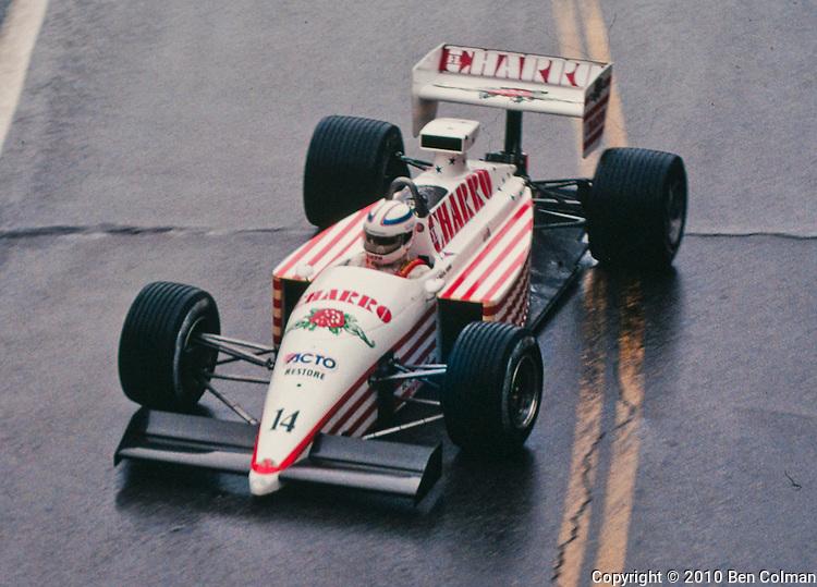 Pascal Fabre, AGS JH22, Detroit 1987
