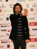 Alessandro Siani    attends at the professional days of cinema in Sorrento december 02 , 2024