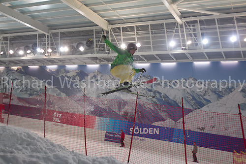 Snow Centre, Hemel Hempstead  24th March 2011  Photo Shoot