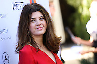 PALM SPRINGS, CA - JANUARY 05: Marisa Tomei arriving at Variety's Creative Impact Awards And 10 Directors to Watch Brunch during the 25th Annual Palm Springs International Film Festival held at Parker Palm Springs on January 5, 2014 in Palm Springs, California. (Photo by Xavier Collin/Celebrity Monitor)