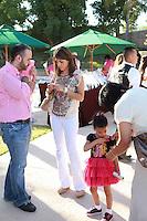 Evento premiacion del Torneo de Golf a beneficio de la Fundacion Beltrones.<br /> <br /> Silvia Sanchez y su hija Sylvana Escudero ...<br /> **JoelGarcia/NortePhoto