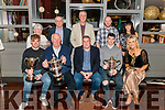 Dr Crokes Annual Award Night in the Scotts Hotel, Killarney last Friday night. Pictured are front l-r John Kerriks (Junior Player of the Year), Paul Downey (Club Person of the Year), Patrick O'Sullivan (Club Chairperson), Tony Brosnan (Senior Player of the Year) and Charline Brosnan (Ladies Player of the Year), back l-r Anne and Harry Bartlett (Supporters of the Year), Matt O'Neill (Club Secretary), Niall O'Mara and  Joannie Sexton (Prize Presenters).