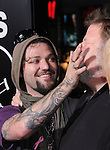 Bam Margera and Phil Margera at The Paramount Pictures' L.A. Premiere of Jack Ass 3-D held at The Grauman's Chinese Theatre in Hollywood, California on October 13,2010                                                                               © 2010 Hollywood Press Agency
