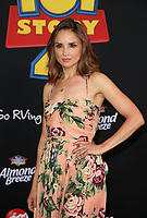 "11 June 2019 - Hollywood, California - Rachael Leigh Cook. Premiere Of Disney And Pixar's ""Toy Story 4""  held at El Capitan theatre. Photo Credit: Faye Sadou/AdMedia"