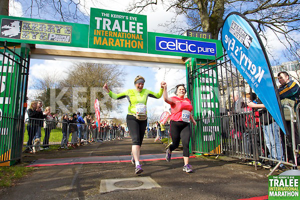 1387 Breda Lynch who took part in the Kerry's Eye, Tralee International Marathon on Saturday March 16th 2013.