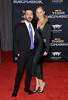 Brad Winderbaum at the premiere for &quot;Thor: Ragnarok&quot; at the El Capitan Theatre, Los Angeles, USA 10 October  2017<br /> Picture: Paul Smith/Featureflash/SilverHub 0208 004 5359 sales@silverhubmedia.com