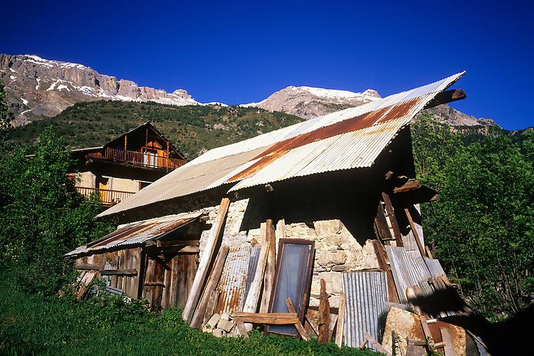 Vallouise, Hautes-Alpes, France, 2010
