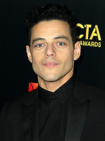 04 January 2019 - Los Angeles, California - Rami Malek. 8th AACTA International Awards hosted by the Australian Academy held at SKYBAR at Mondrian Los Angeles. Photo Credit: AdMedia