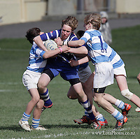120825 Wellington Secondary Schools Rugby - Under-55kg Division One Final