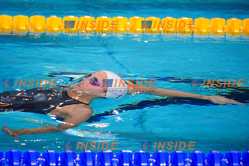 Laure Manaudou (Fra) - Finale 50m dos .XVI European Short Course Swimming Championships.Chartres - FRA France 24/11/2012.Day03.Foto JB Autissier / Panoramic / Insidefoto.ITALY ONLY