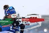 17th March 2019, Ostersund, Sweden; IBU World Championships Biathlon, day 9, mass start women; Dorothea Wierer (ITA)
