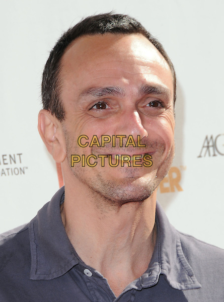 HANK AZARIA.at Stand Up to Cancer held at Sony Picture Studios in Culver City, California, USA, September 10th 2010.     .portrait headshot grey gray smiling .CAP/RKE/DVS.©DVS/RockinExposures/Capital Pictures.