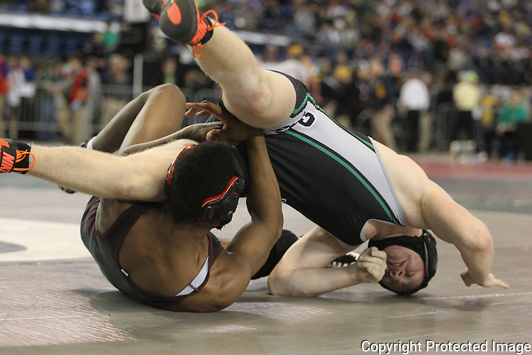 Friday, Feb, 19, 2016 at the Mat Classic XXVII held in the Tacoma Dome. (Jim Bryant Photo)