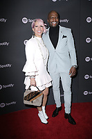"07 February 2019 - Westwood, California - Terry Crews, Rebecca King-Crews. Spotify ""Best New Artist 2019"" Event held at Hammer Museum. <br /> CAP/ADM/PMA<br /> ©PMA/ADM/Capital Pictures"