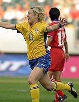 2003 WWC Sweden v Korea DPR