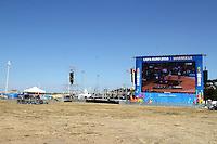 9 juin 2016 Euro 2016 Fan Zone Marseille plage du prado