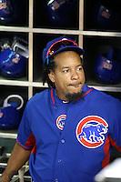 Manny Ramirez - 2016 Chicago Cubs (Bill Mitchell)