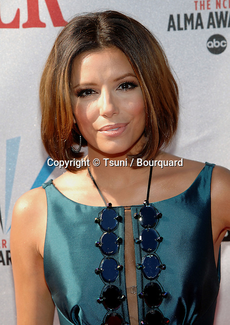 Eva Longoria  - <br /> ALMA Awards at the Pasadena Civic Center Auditorium  in Los Angeles.<br /> <br /> headshot<br /> eye contact