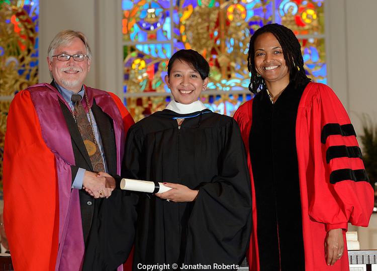 Louisville Presbyterian Theological Seminary 160th Commencement Exercises..Louisville Presbyterian Theological Seminary  Baccalaureate and Graduation ..