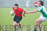 Na Gaeil's Eoin Doody and Fossa's Frank McCarthy...