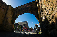 Picture by Alex Whitehead/SWpix.com - 14/05/2017 - Cycling - 2017 HSBC UK | National Women's Road Series - Lincoln Grand Prix - Newport Arch