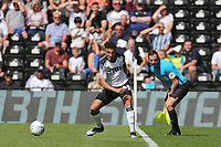 Lee Buchanan of Derby County during Derby County vs West Bromwich Albion, Sky Bet EFL Championship Football at Pride Park Stadium on 24th August 2019