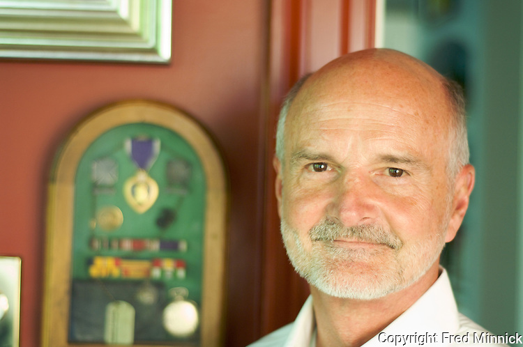 Tom Bulleit, the founder of Bulleit Bourbon, was a Marine corpsman in Vietnam.