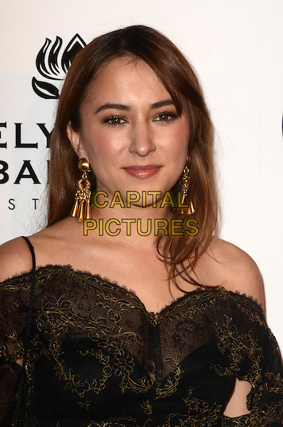 LOS ANGELES, CA - JANUARY 7: Zelda Williams at the The Art Of Elysium Tenth Annual Celebration 'Heaven' Charity Gala at Red Studios in Los Angeles, California on January 7, 2017. <br /> CAP/MPI/DE<br /> &copy;DE/MPI/Capital Pictures