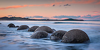 Moeraki Boulders, Shag Point, Oamaru Photos