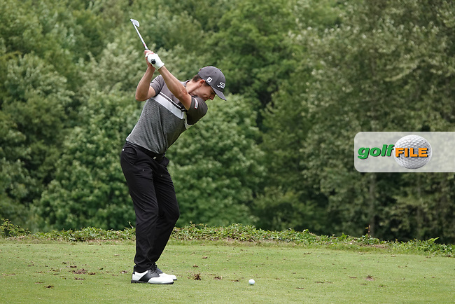 David Boote (ENG) during the third round of the Hauts de France-Pas de Calais Golf Open, Aa Saint-Omer GC, Saint- Omer, France. 15/06/2019<br /> Picture: Golffile | Phil Inglis<br /> <br /> <br /> All photo usage must carry mandatory copyright credit (© Golffile | Phil Inglis)