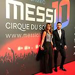 31.01.2019 Leo Messi and Circ du Soleil
