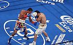 Roman Chocolatico Gonzalez derroto en 8 salatos a Brian Viloria reteniendo el titulo  WBC World flyweight title en el Madison Square Garden, New York, New York, USA