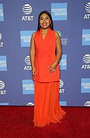 PALM SPRINGS, CA - JANUARY 3: Yalitza Aparicio, at the 2019 Palm Springs International Film Festival Awards Gala at the Palm Springs Convention Center in Palm Springs, California on January 3, 2019.       <br /> CAP/MPI/FS<br /> &copy;FS/MPI/Capital Pictures