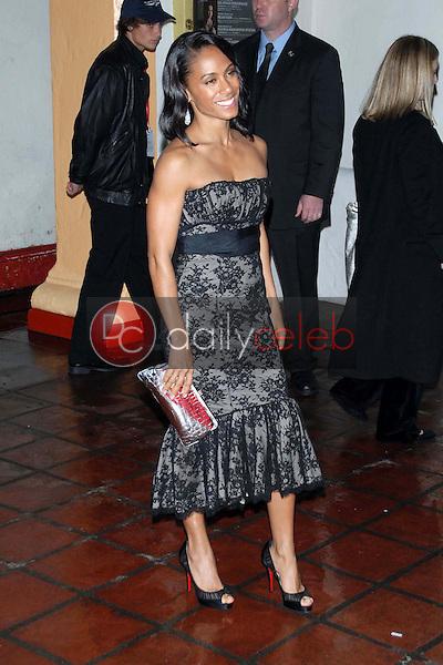 Jada Pinkett Smith<br />at the 22nd Annual Santa Barbara International Film Festival's presentation of the Modern Master Award to Will Smith. The Arlington Theatre, Santa Barbara, CA. 01-27-07<br />Dave Edwards/DailyCeleb.com 818-249-4998