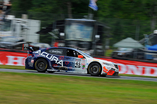 28-31 July, 2016, Lexington, Ohio, USA<br /> #43 Ryan Eversley, Acura TLX-GT<br /> © 2016, Jay Bonvouloir, ESCP