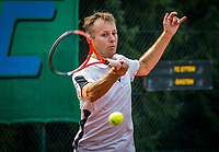 Etten-Leur, The Netherlands, August 26, 2017,  TC Etten, NVK, Dennis Bank (NED)<br /> Photo: Tennisimages/Henk Koster