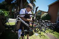 Tour de France 2012.rest day 2.