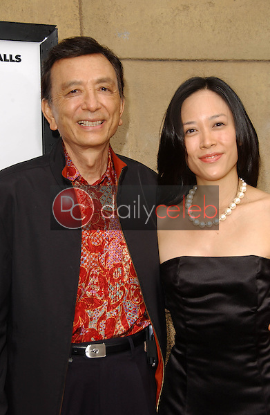 James Hong and April Hong<br />