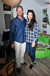 "WEST HOLLYWOOD - JUN 15: Ian Ziering, Renee  Herlocker at the ""At Home with the Zierings"" Blog Launch Party at Au Fudge on June 15, 2016 in West Hollywood, California"