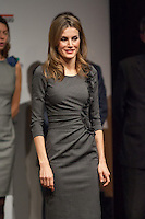 Letizia Ortiz, Princess of Asturias at 4th Teaching Awards to education stakeholders