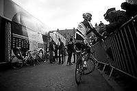 Liege-Bastogne-Liege 2012.98th edition..Jelle Vanendert & fans