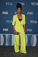 PASADENA. CA -  JANUARY 4: Michelle Mitchenor at the FOX Winter TCA 2018 All-Star Party at the Langham Huntington Hotel in Pasadena, California on January 4, 2018.  <br /> CAP/MPI/FS<br /> &copy;FS/MPI/Capital Pictures