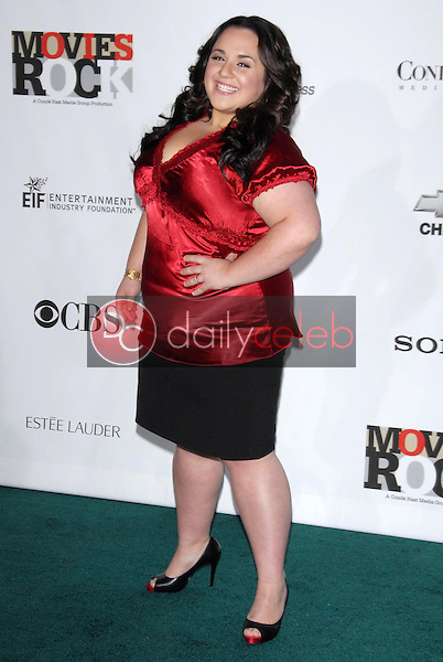 Nikki Blonsky<br />