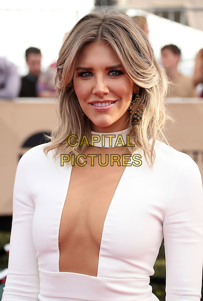29 January 2017 - Los Angeles, California - Charissa Thompson. 23rd Annual Screen Actors Guild Awards held at The Shrine Expo Hall. <br /> CAP/ADM/FS<br /> &copy;FS/ADM/Capital Pictures