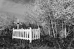 Gravesite at Fort Providence, NT