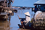 "The Tonlé Sap (Khmer: ទន្លេសាប IPA: [tunleː saːp], ""Large Fresh Water River"", but more commonly translated as ""Great Lake"") is a combined lake and river system of major importance to Cambodia.<br />