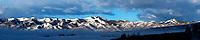 Wasach Mountain Range