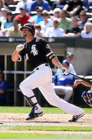 August 15 2008:  Paul Konerko of the Chicago White Sox during a game at U.S. Cellular Field in Chicago, IL.  Photo by:  Mike Janes/Four Seam Images