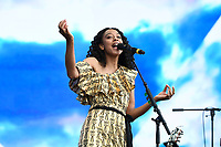 JUL 06 Corinne Bailey Rae performing at British Summertime 2019